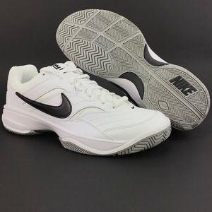 Nike Men's Court Lite White Tennis Shoes Sz 13 W